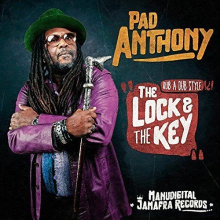 Pad Anthony - The Lock & The Key / remix / Rub A Dub Version / Stepper Dub (Jamafra) 12""